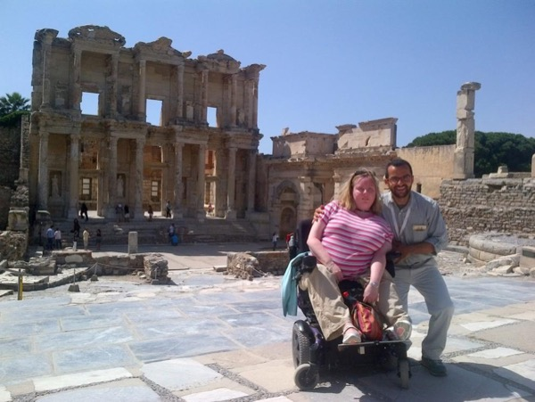 Accessible Ephesus Private Tour [for Wheelchair-users, Scooters]