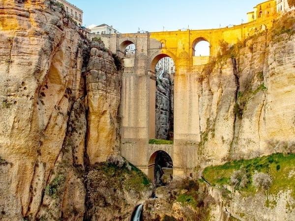 Ronda, Ancient and Intimate - Wide and Happy ( FD Shore Excursion ) Duration 8 Hrs