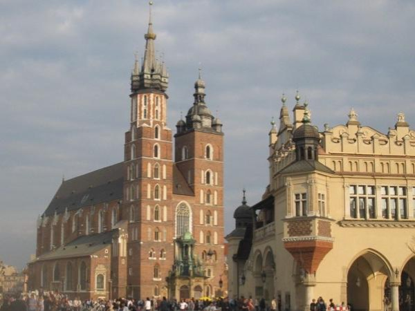 the Private Sightseeing Tour of Kraków