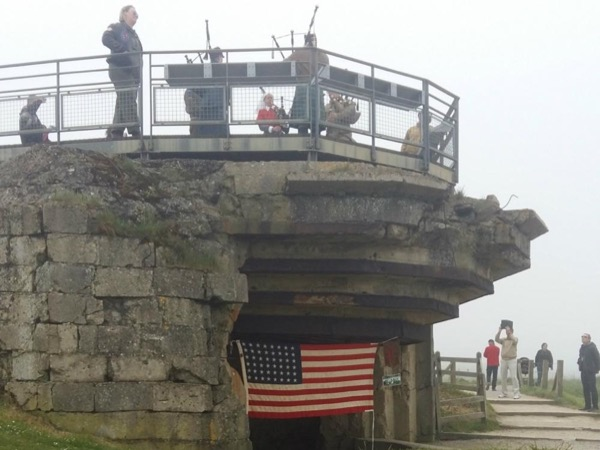 The landing beaches from Bayeux private tour
