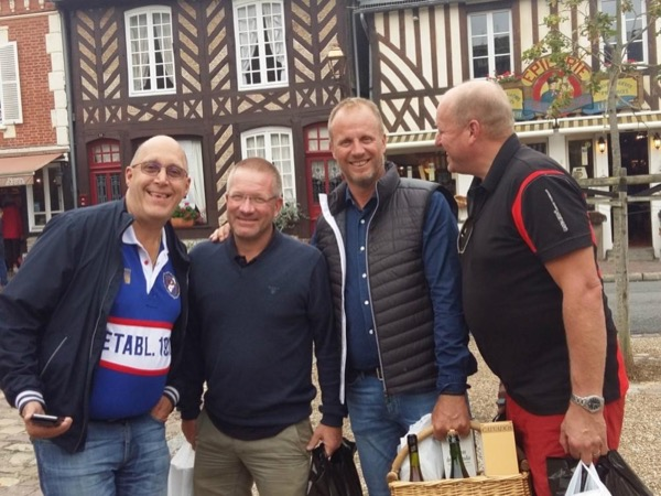 authentic Normandy from Caen private tour