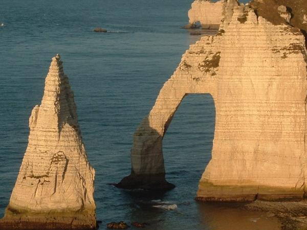 Etretat and Honfleur and Deauville with your private guide