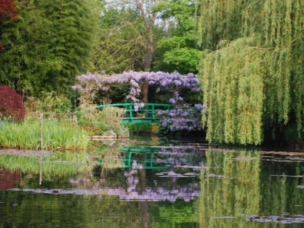 Private Tour, visit to Monet's masterpiece, his garden and his house with your car