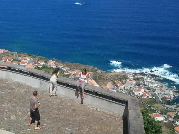 Private Funchal Shore tour to Porto Moniz