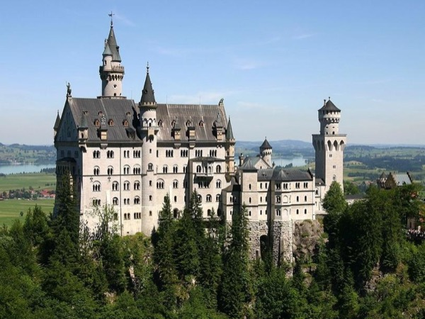 Royal Castle Neuschwanstein Private Tour