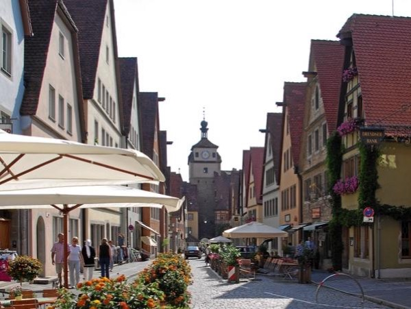 Romantic Road and Rothenburg Private Tour