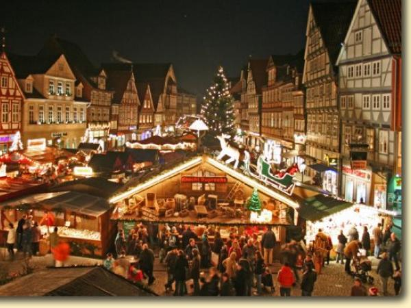 Private Christmas-Market Tours in Bavaria and Austria
