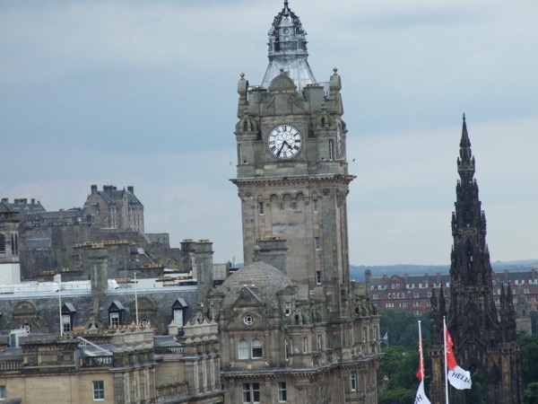 Full Day Edinburgh Private Walking Tour