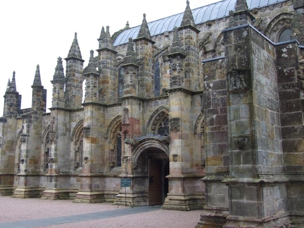 Rosslyn Chapel, Castles, Melrose Abbey - Custom tour