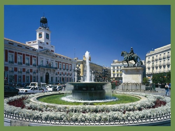 Madrid, the Complete City Private Tour + Tapas