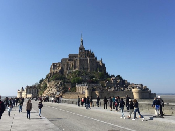 Private Mont Saint Michel Visit