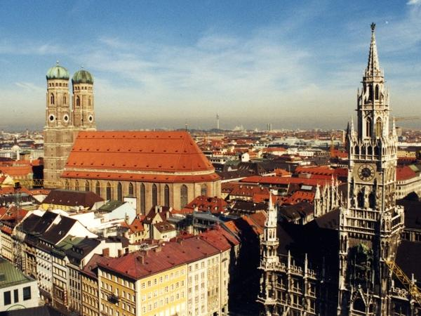 Munich Highlights Private Walking Tour