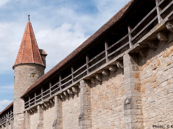 Private Tour From Munich to Rothenburg, the Perfect Medieval City