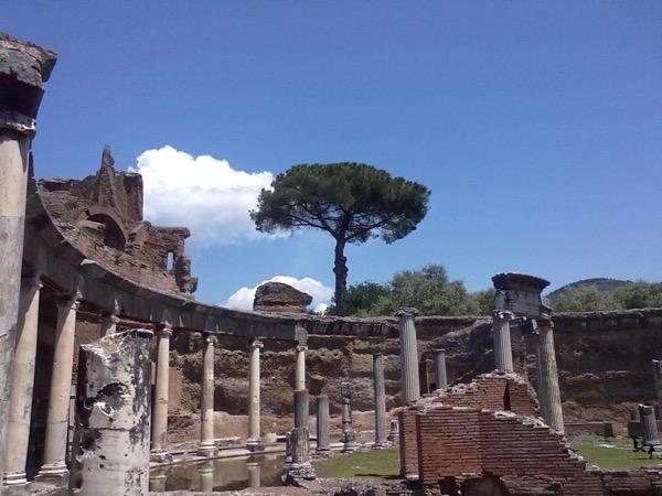 Hadrian's Villa & Villa d'Este private tour