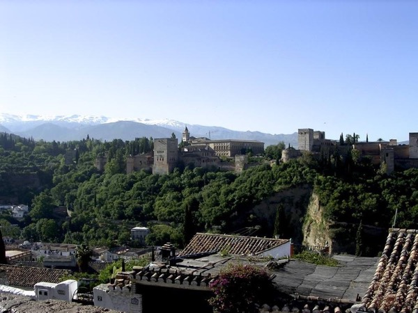 Granada-Alhambra Private Tour