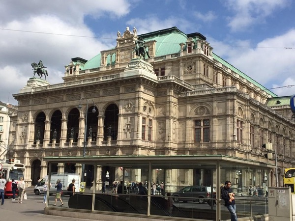 Overview of Vienna's Highlights (first impressions)