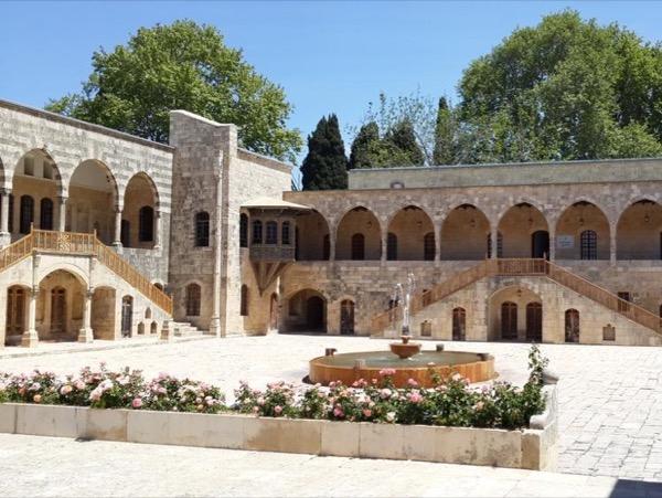 Beitddine, Deirkamar & Chouf Cedars