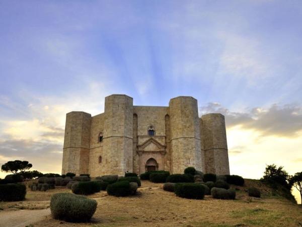 Castel del Monte, Trani and Molfetta