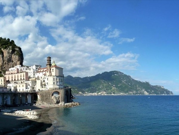 Amalfi, Atrani and Ravello, the jewels of the coast