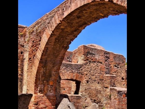 The Ancient City of Ostia.