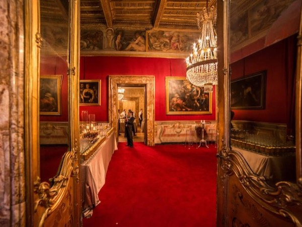 Exclusive visit. Private collection in a noble family Palazzo.Tour only upon request.