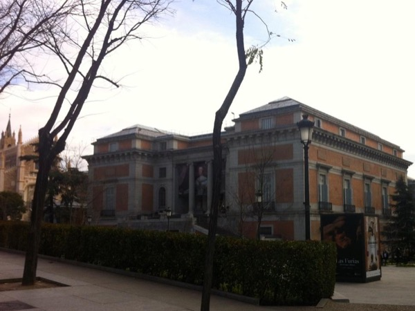 Prado Museum Tickets Included