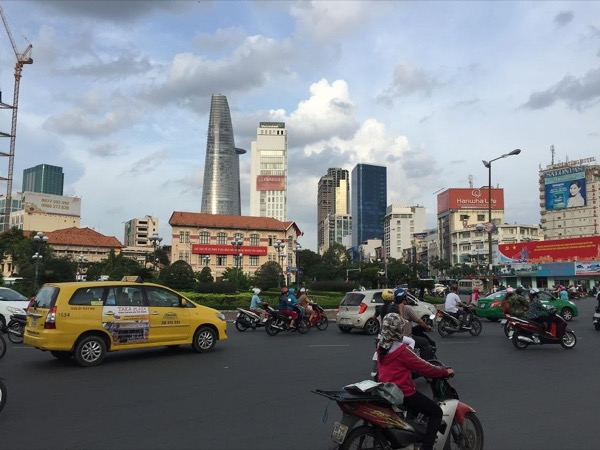 Half day tour in Saigon