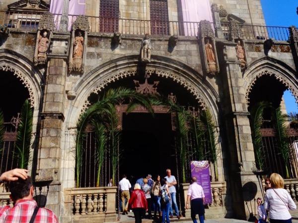 Braga city center + Bom Jesus + Sameiro