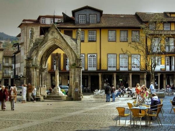 Guimarães and Citânia de Briteiros