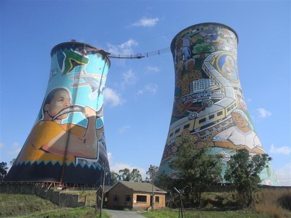 Soweto township half day tour with - Private Tour (for 1 - 3 persons)