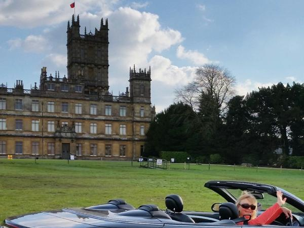 Private Guide around Downton Abbey