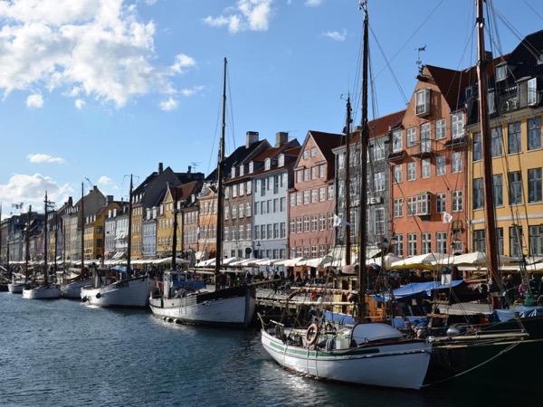 Walk in Copenhagen