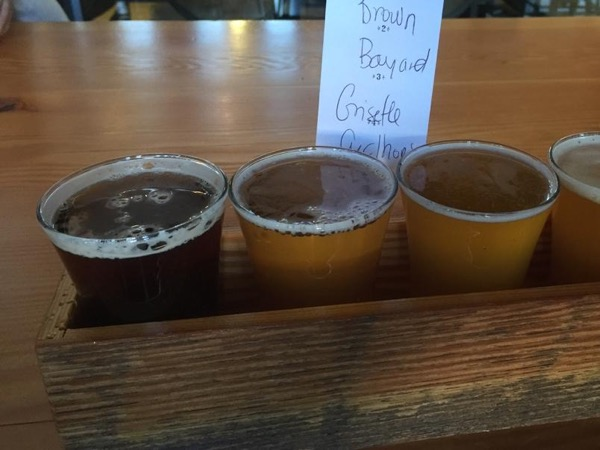 A Taste of the Craft Beer Scene in Van