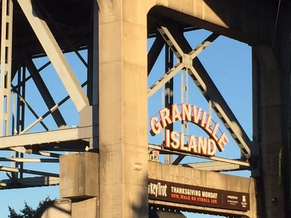 Quirky Shops and Cafes on Granville Island