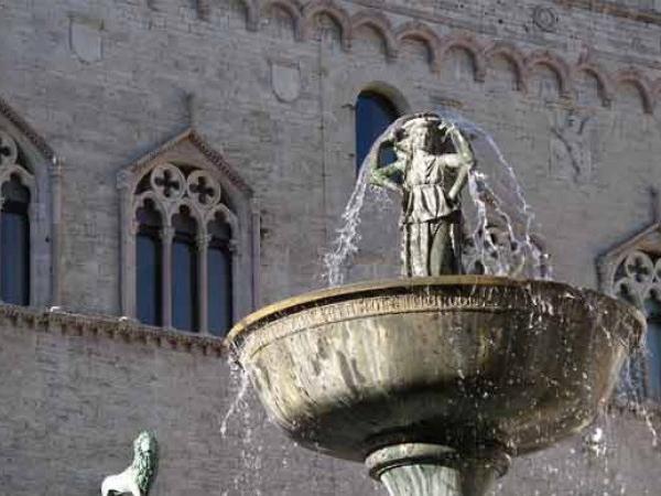 Perugia private walking tour