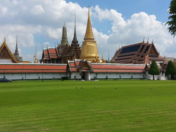 Bangkok City and Temples Sightseeing Tour
