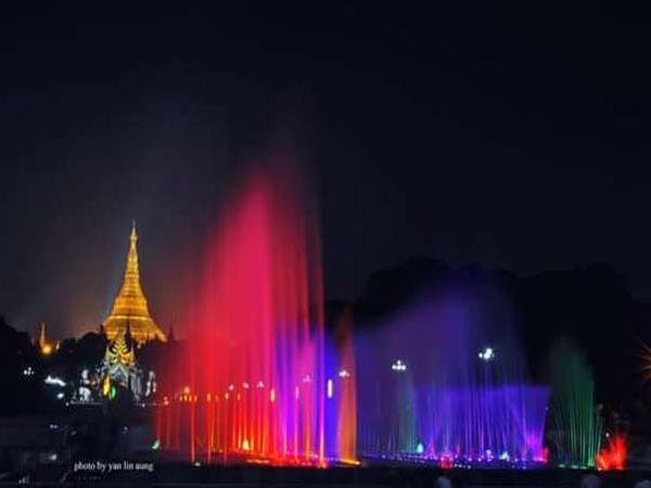 Yangon city tour (one day)