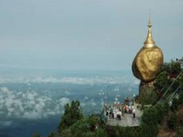 Yangon - Golden Rock - Yangon (2days / 1 night)