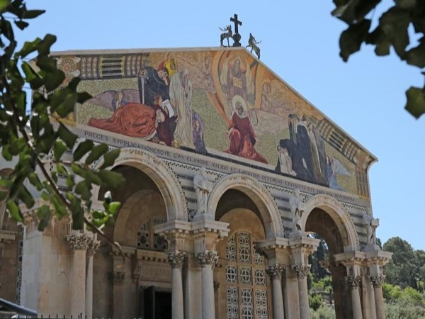 Christian Heritage Tour of Jerusalem