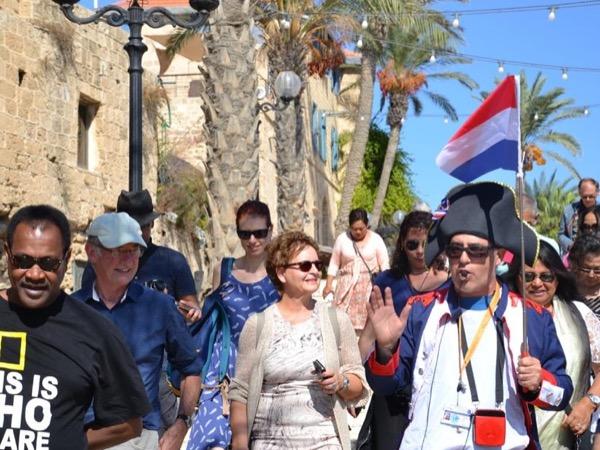 One day Tel Aviv Jaffa tour