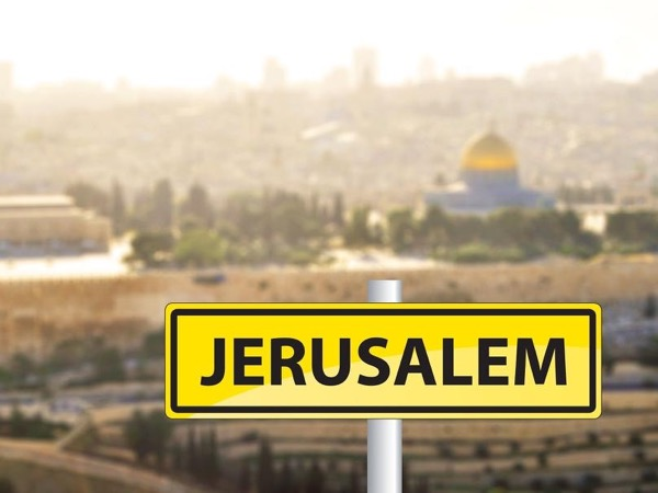 From Tel Aviv to Jerusalem