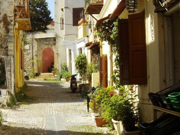 Rhodes Jewish Sights / Rhodes Town & Lindos
