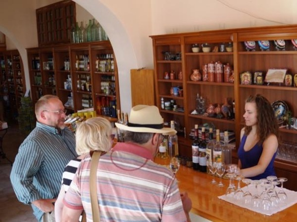 The Wineries of Rhodes / Green Tour