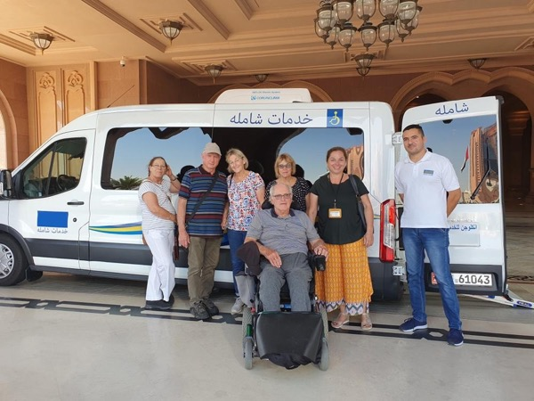 Abu Dhabi Tour for Special Needs Persons
