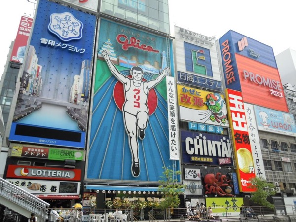 Osaka 1 Day Sightseeing private tour