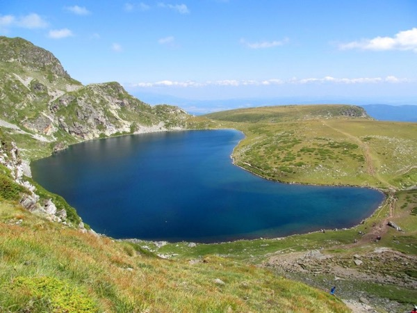 Seven Rila Lakes day hike from Sofia