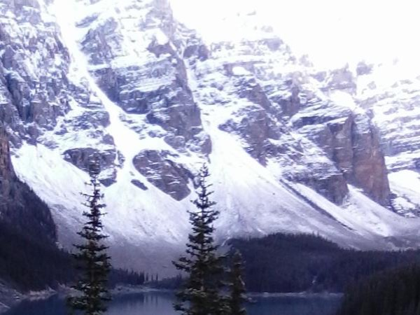 4 Summits of Banff and Jasper National Parks