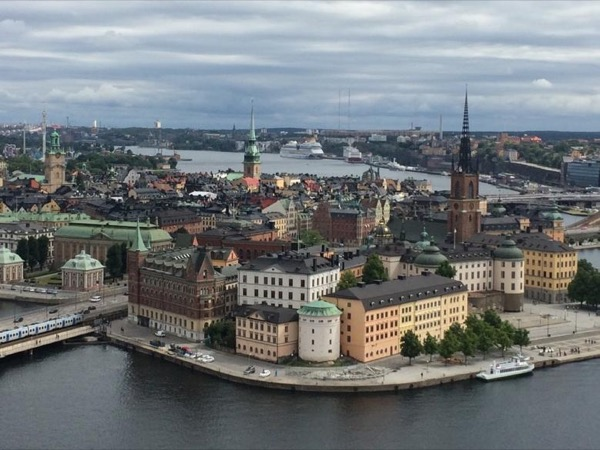 Half Day Tour of Stockholm - by car