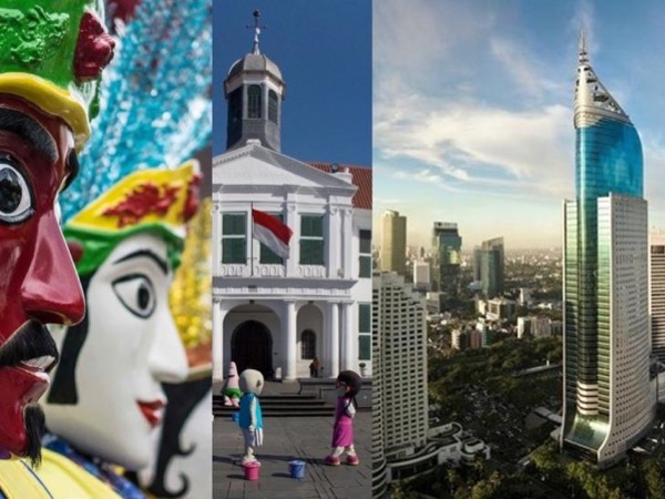 Half Day Jakarta City Private Tour