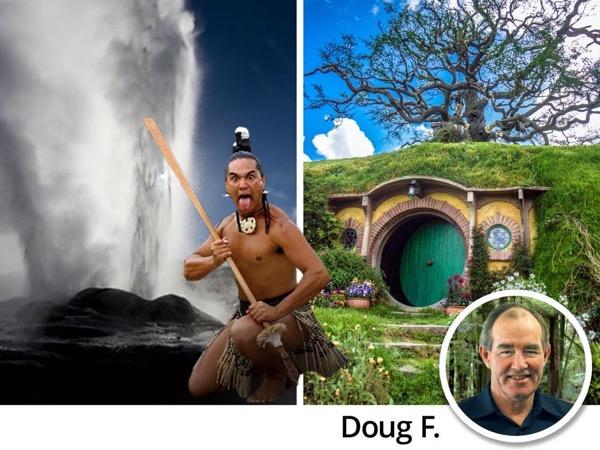 Hobbits & Geysers Shore Excursion - Hobbiton Movie Set, Maori Culture & Geothermal Wonderland